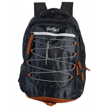 Safari Flipfold 35 Liters Dark Grey Laptop Backpack