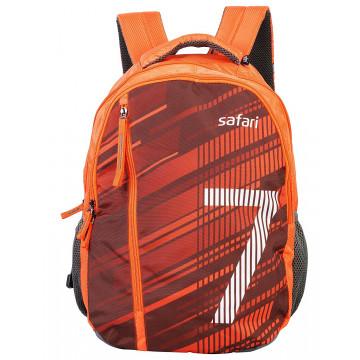 Safari Speed 32 Liters Orange Backpack