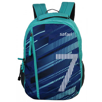 Safari Speed 32 Liters Teal Casual Backpack