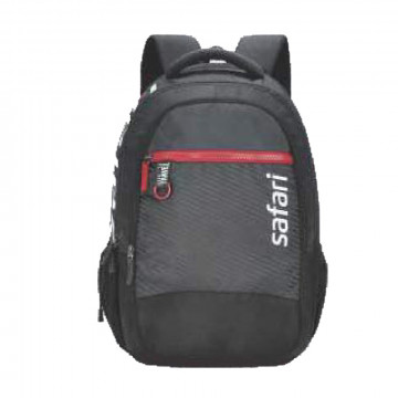 Safari Sprint 01 Black 37L Laptop Backpack Bags