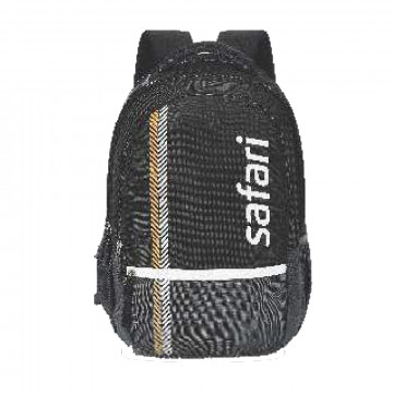 Safari Sprint 02 Black 37L Laptop Backpack Bags