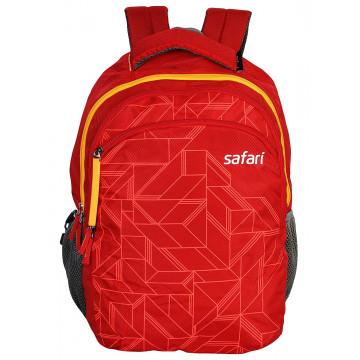Safari Tangram 32 Liters Red Backpack