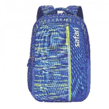 Safari Trio 01 Blue 37L Blue Backpack Bags