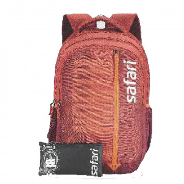Safari Wing 06 Brick Red 37L Backpack Bags
