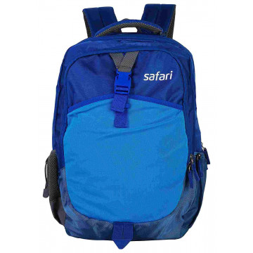 Safari Yaxis 35 Liters Blue Laptop Backpack