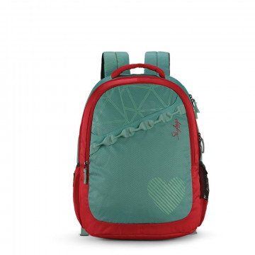 Skybags Bingo 02 35 L Green Backpack