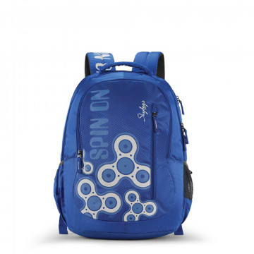 Skybags New Neon 30 L Blue Backpack