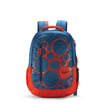 Skybags Bingo 04 35 L Blue Backpack