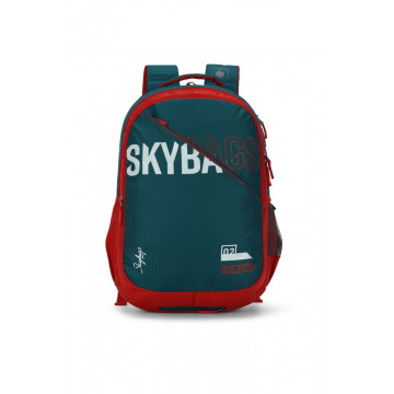 Skybags Figo Extra 03 30 L Teal Backpack