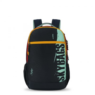 Skybags Komet 02 34 Blue Laptop Backpack