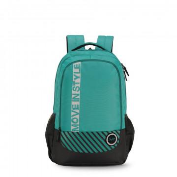 Skybags Luke 02 30L Green Backpack