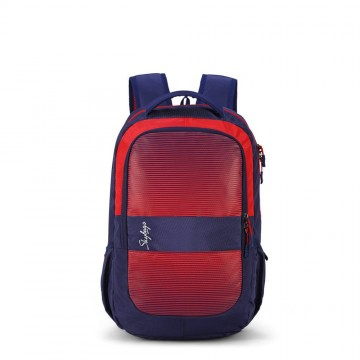 SKYBAGS ZIA 02 RED SCHOOL BAG