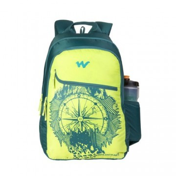 Wildcraft Trive 03 Green 35 Ltrs Backpack