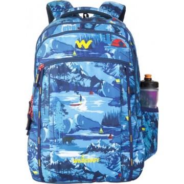 Wildcraft Outdoor 08 Enamel 45 Ltrs Backpack