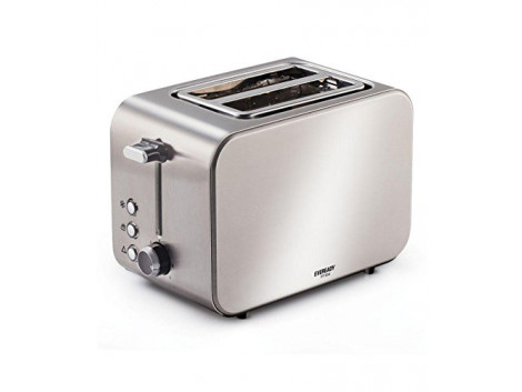 Eveready Pop Up Toaster PT104 825W