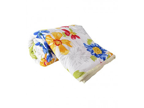 Samradhi Soft and Light Weight Microfibre Double Bed Comforter/Quilt/Duvet