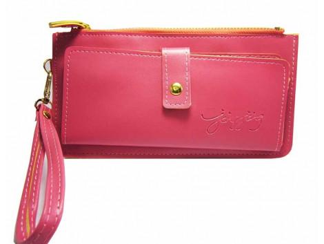 Women Regular Series Pink Hand Wallet Clutch for Women Girls ladies