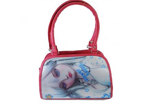 Brown Leaf Women Regular Series 3D Handbag bag wallet clutch for women,Girls,Ladies