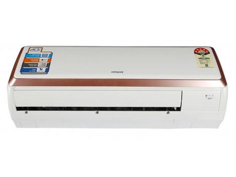 Hitachi RAS019RVD Ace Split AC (1.5 Ton, 5 Star Rating, White, Copper)