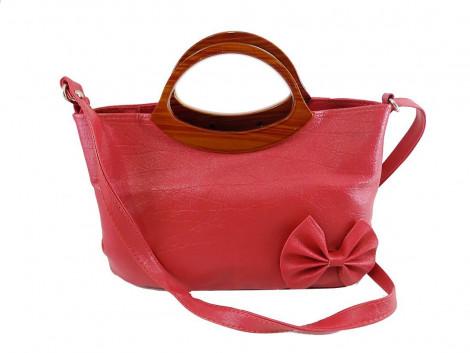 Brown Leaf Women Regular Series Handbag sling bag office bag clutch for women,Girls,Ladies