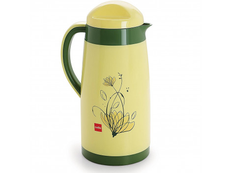Cello Neptune Tuff Jug, 1 Litre, Green