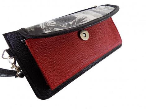 Brown Leaf Women Regular Series wallet clutch handbag for women,Girls &Ladies Best Gift for VALENTINE