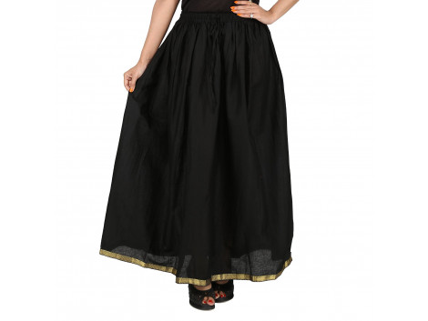 Archiecs Creation Self Design Women's Regular Skirt (Free Size-SKT505)