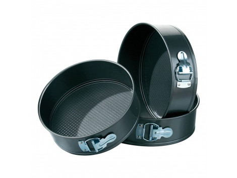 TONG DA ROUND SHAPE CAKE MOULD 3 CONTAINER IN DIFFERENT SIZE 18CM/20CM/22CM