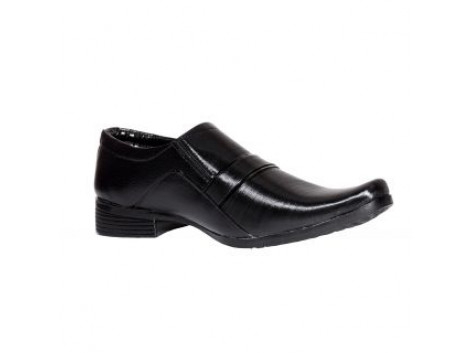 Glamour Black Formal Shoes (ART-F05)