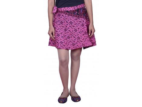 Pezzava Sarong Mini Skirt