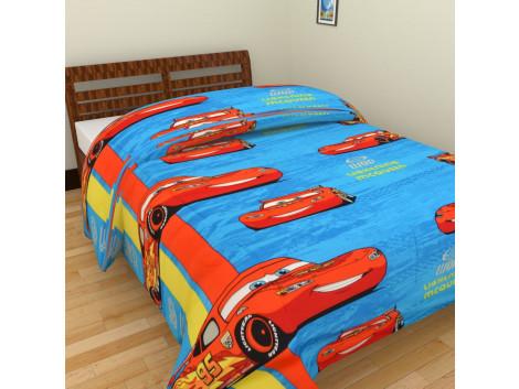 Krishna Polycotton Single AC Blanket - Multicolor