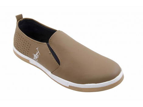 Cocktaill canvas sneakers polo