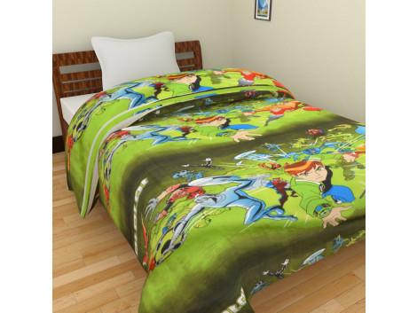 Krishna Polycotton Single Bed Blankets