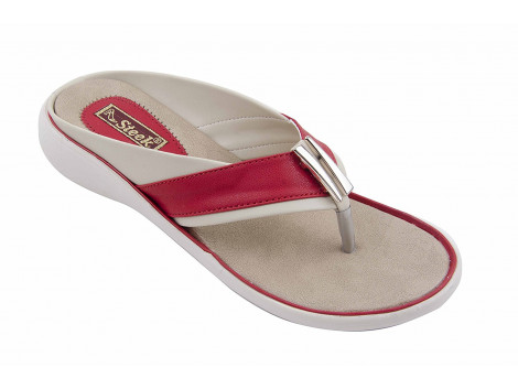 cocktaill girls fancy slippers red