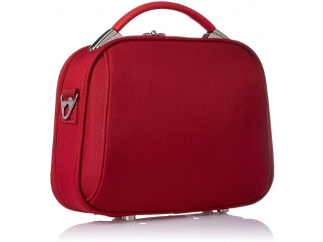 V.I.P. Diana Beauty Case R Makeup, Jewellery Vanity Box  (Red)