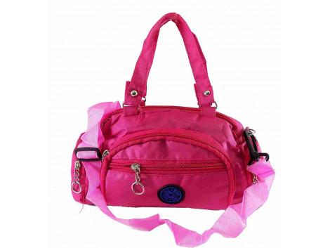 Brown Leaf Women Regular Series Handbag sling bag wallet clutch for women,Girls,Ladies pink