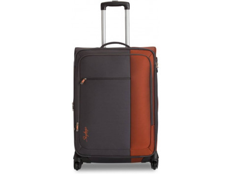 Skybags cube Expandable Check-in Luggage - 68 Cms  (Multicolor)
