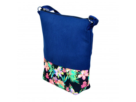 designer corduroy sling Bag