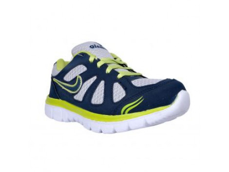 Glamour Blue Green Sports Shoes (ART-3022)