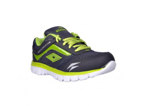 Glamour Grey Green Sports Shoes (ART-3030)