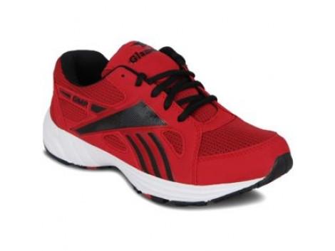 Glamour Red Sports Shoes (ART-BONUS)