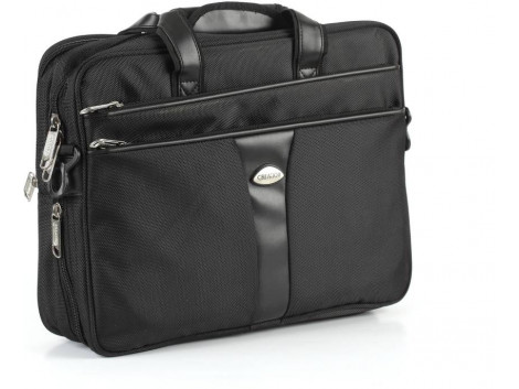 Creation FB-3-L Medium Briefcase - For Boys  (Black)