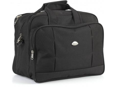 Creation FB-1L Medium Briefcase - For Boys  (Black)
