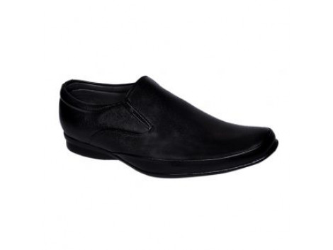 Glamour Black Formal Shoes (Art-F2552)