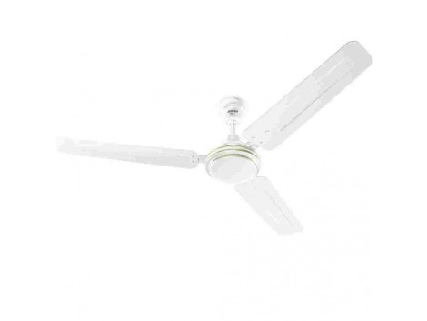 Eveready 1200mm (48 inches) FAB M Ceiling Fan (White) 2 Years Warranty Powerful 70 W Motor