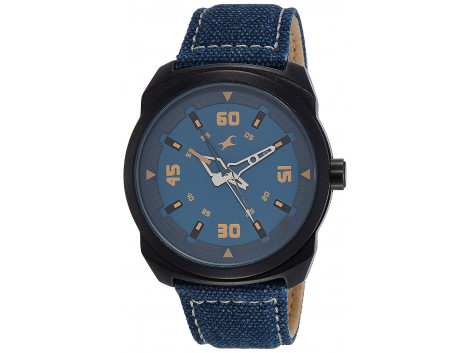 Fastrack NG9463AL07AC Analog Blue Dial Men Watch