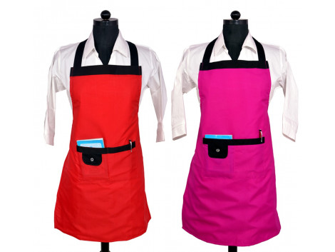Switchon waterproof Kitchen Apron combo new