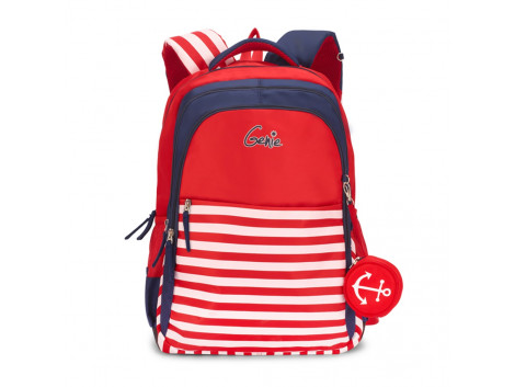 Geine Red Backpack For Girls