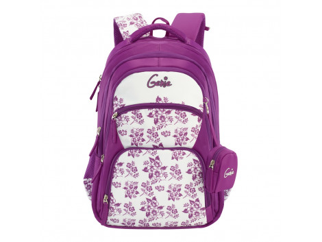 GENIE BLOOM PURPLE 19 SCHOOL BAGS FOR GIRLS