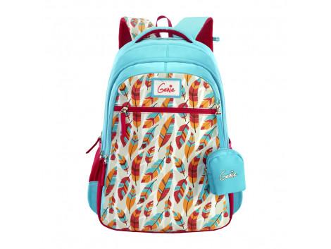 GENIE BLUSH BLUE 19 SCHOOL BAGS FOR GIRLS